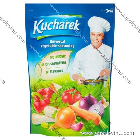 Kucharek Zeleninové ochucovadlo 500g