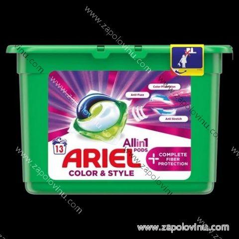 Ariel Allin1 Pods Color kapsle na praní 13 PD