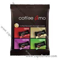 Coffee Amo čokoládovo-kavové bombony 100g
