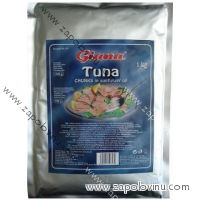 Giana Tuna Tuňák kousky ve slunečnicovém oleji 1000 g