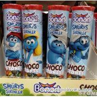 Bonart čokoládové dražé šmoulové 15g