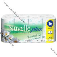 Nuvelle Heřmánkový toaletní papír 16 rolí