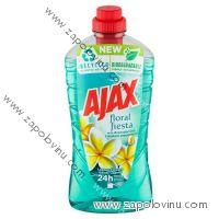Ajax Floral Fiesta univerzální čistící prostředek Lagoon Flowers 1 l