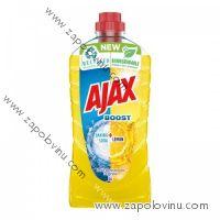 Ajax Boost univerzální čistící prostředek Baking Soda a Lemon 1 l