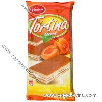 Vincinni Tortina řez Apricot 200 g