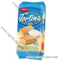 Vincinni Tortina řez mléčná 200g