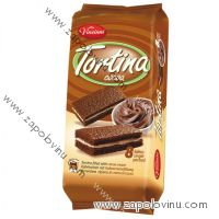 Vincinni Tortina řez kakao 200g