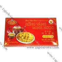 Rong Vang Minh Ngoc Koláč z mung fazole 370 g