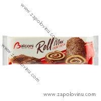 Balconi Roláda kakaová s polevou 300g