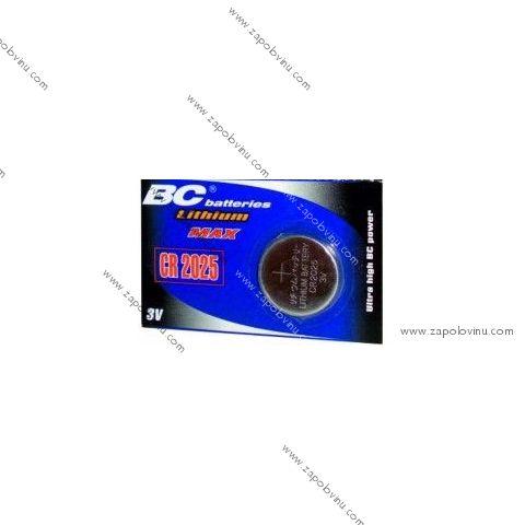 BC Baterie lithiová CR-2025