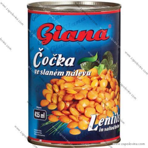 Giana Čočka ve slaném nálevu 400 ml