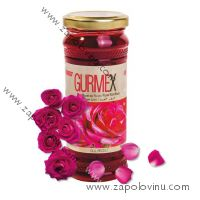 Gurmex džem růže 300g