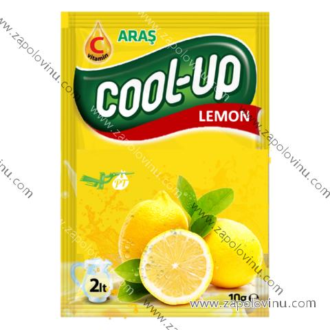 Cool Up Instantní nápoj Citron 10g