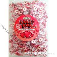 Maxcool Lollipop Ovocné Fruti mix bonbóny 1kg