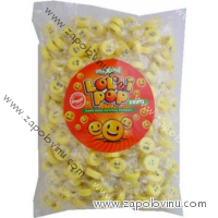 Maxcool Lollipop Ovocné Fruti smile bonbóny 1kg