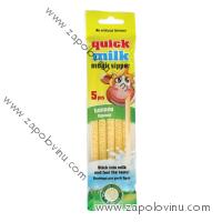 Quick Milk Magická brčka do mléka příchuť banán 30 g