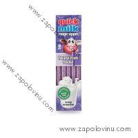 Quick Milk Magická brčka do mléka příchuť lesní plody 30 g