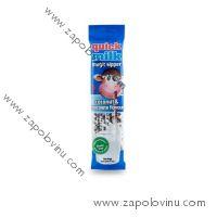 Quick Milk Magická brčka do mléka příchuť čokoláda a kokos 30 g
