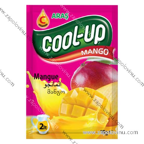 Cool Up Instantní nápoj Mango 10g