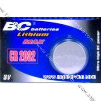 BC Baterie lithiová CR-2032