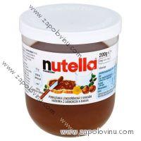 Nutella Pomazánka lískooříšková s kakaem 200g