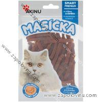 Akinu Cat kachní nudličky 50 g