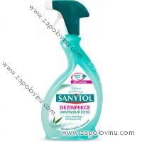 Sanytol dezinfekční univerzální čistící prostředek s vůní eukalyptu 500 ml
