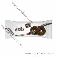 Královská chuť Věnečky kakaové 150g
