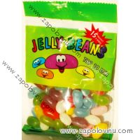 Jelly Beans želé fazolky BAREVNÝ MIX 75g