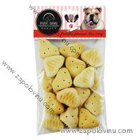 Fine Dog srdíčka plněná mix 150g