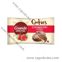 Grande dolceria cookies jahoda 100g
