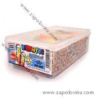 Damel Lékořice Multicolor různé příchutě sladké 210x7g