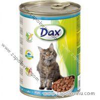 Dax Cat Kousky Ryba 415 g