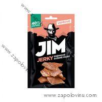 Jim Jerky Jerky vepřové 23 g
