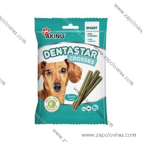 Akinu Dentastar Mini pro malé a střední psy 7 ks