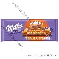 Milka Mmmax Peanut Caramel 276g