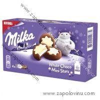 Milka Choco Minis sušenky mléčná náplň a čokoláda 150g
