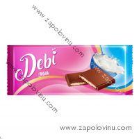 Debí mléčná čokoláda s náplní mléčnou 90g