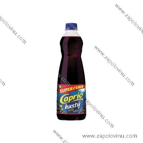 Caprio Sirup hustý černý rybíz 700 ml