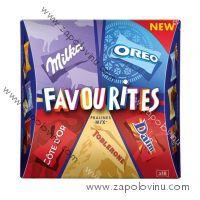 Milka Pralines Favourites Mix 159g