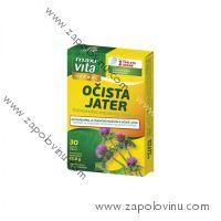 Maxivita MaxiVita Herbal Očista jater 30 tablet