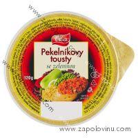 Viva Pekelníkovy tousty se zeleninou 120g