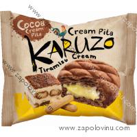 Karuzo kakaové s náplní Tiramisu 62 g