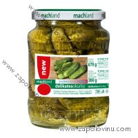 Machland Delikates okurky 720 ml