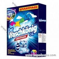 Waschkönig Universal SMARTPACK 375 g prací prášek 5 PD