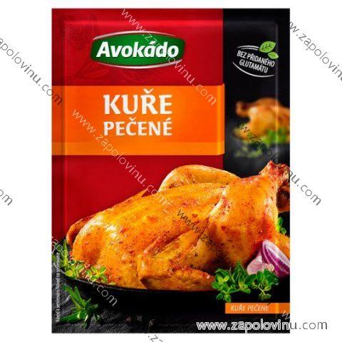 Avokádo Kuře pečené 30g