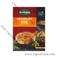 Avokádo grilovaný sýr 20 g
