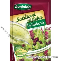 Avokádo salátová zálivka bylinková s petrželkou 8g