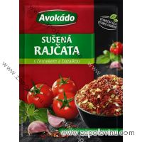 Avokádo Sušená rajčata s česnekem a bazalkou 15g