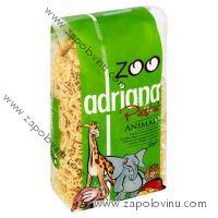 Adriana Zoo Zvířátka semolinové těstoviny 500 g